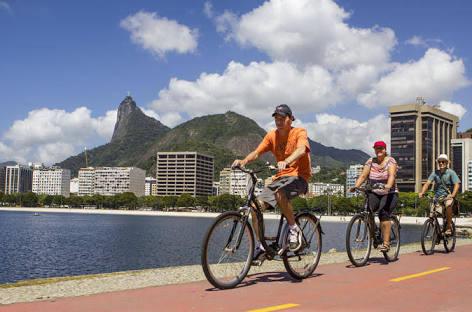 Passeio a Pé no Rio de Janeiro